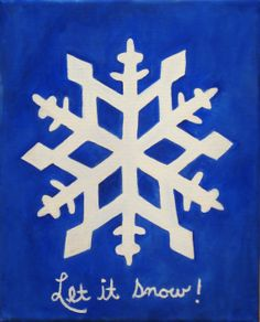 ***Let It Snow!*** by Donna on Etsy