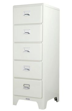 Dulton Drawer Tall Boy Cabinet - Complete Pad ®