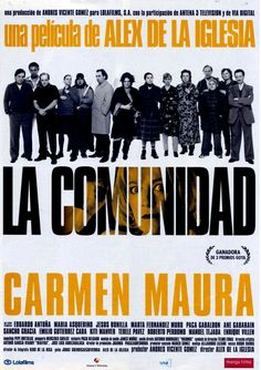 La Comunidad - Carmen Maura is awesome!