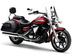 New 2013 Yamaha V Star 950 Tourer Motorcycles For Sale in New York,NY. YOU'RE FREE TO GO. Fully equipped with windshield, passenger backrest and leather-wrapped hard sidebags, the moment you pull your V Star 950 onto the on-ramp, the highway is yours. Yamaha Motorcycles For Sale, Tourer Motorcycles, Harley Davidson Motorcycles, Yamaha Bikes, Illinois, Yamaha V Star, League City, Cruiser Motorcycle, Vintage Bikes