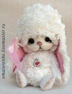 Заяц Бильбо - мишки тедди,авторские мишки Тедди,Авторские игрушки,заяц