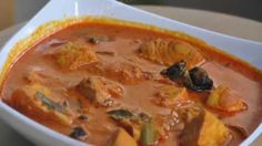 Kerala Fish curry/Thrissur Style easy and tasty fish curry