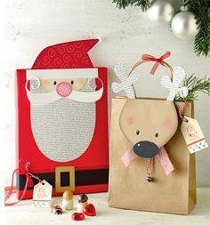 Niedliche Weihnachtsboten | TOPP Bastelbücher online kaufen