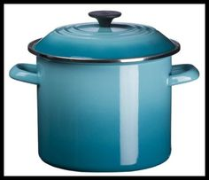 !Giveaway! Le Creuset 8 Quart Stock Pot