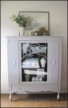 q-painted-furniture-china-cabinet-distressing-home-decor-painted-furniture-rustic-furniture.jpg (372×594)
