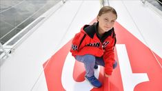 """Teen climate activist Greta Thunberg will emphasize the """"reality"""" of climate change on her own BBC docu-series. Un Climate Change, Stock Pictures, Stock Photos, United Nations General Assembly, Global Icon, Jean Marie, Bbc Broadcast, Quiet Moments, Teen"""