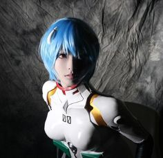 Rei, Neon Genesis | Emerald - WorldCosplay
