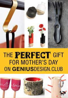 Mother's Day is just an excuse. Treat her!    Delivery before May 8th guarantee if order before April 29, 5PM ET    GeniusDesign International #geniusdesign_international #geniusdesign #gift #Motherday #Candleholders #Candle #DIY