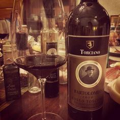 "WeTuscany ❤ on Twitter: ""Enjoying our stash  #Torciano Bartolomeo from #Tuscany ... http://t.co/xA0Am7PlBd"""