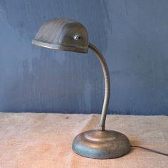 Ramona Morningbird: Industrial Desk Lamp, at 20% off!