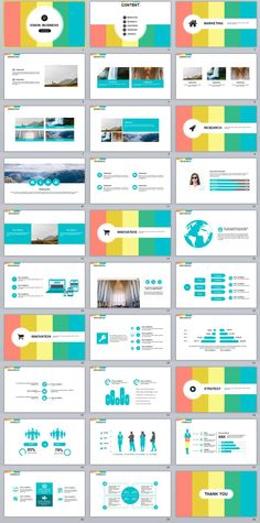 209 Best 2018 Business Powerpoint Template Images Powerpoint