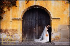 Antigua Guatemala Wedding Picture