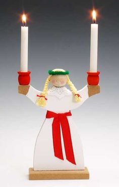 Lucia Candle holder