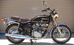 1975 Honda CB500T. Had one.