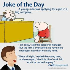 Working joke