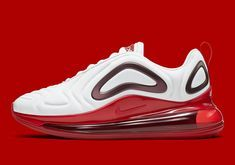 3e6a3106324d Nike Air Max 720 Gym Red Releases On April 18th Nike Air Max 720 Gym Red