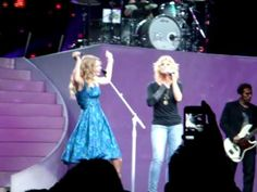 Taylor Swift Faith Hill The Way You Love Me Sommet Center Nashville 9/12. I love it! -S