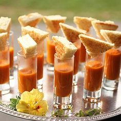 Appetizers for Weddings | wedding appetizer grilled cheese thumbnail Upcoming Wedding Food ...
