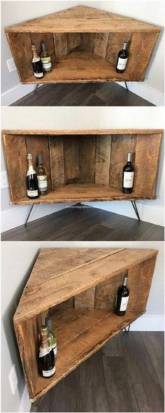 Unbelievable Break Down a Pallet The Easy Way Ideas. Staggering Break Down a Pallet The Easy Way Ideas. Wooden Pallet Shelves, Wooden Pallet Projects, Wooden Pallets, Pallet Wood, Pallet Ideas, Pallet Furniture Plans, Repurposed Furniture, Diy Furniture, Chaise Diy