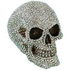 The Warehouse, 'Poly Silver Skull', 2012