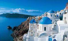 Santorini on a Greek Islands cruise
