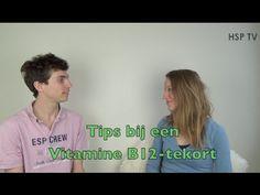 Vitamine B12 tekort symptomen, waarde & behandeling -door HSP Psycholoog...