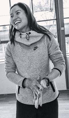 The classic hoodie reinvented. #nikesportswear #nsw #nike