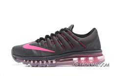 sports shoes 03b0f eef7a Nike Airmax Grey Pink Black TopDeals, Price   87.51 - Adidas Shoes,Adidas  Nmd,Superstar,Originals