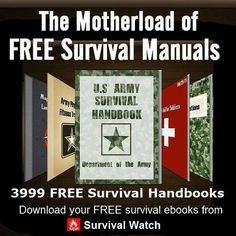 Free Survival EBooks.Great to have some on your phone.
