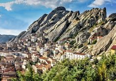 Romantic View of Pietrapertosa | 10 Little Towns You Must Visit in Italy