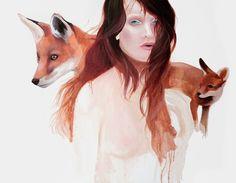 Jen Mann: Pinturas surrealistas - Cultura Colectiva