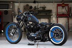 Harley-Davidson Sportster Bobber Kit | Bobber Sportster HELP-custom-1973-ironhead-harley-davidson-sportster ...