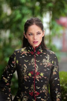 Smallville Sacred - Lana Lang/Margaret Isobel Thoreaux - Kristin Kreuk