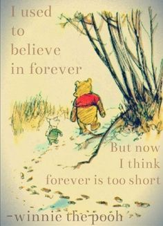When you realize Winnie the Pooh has some of the most heart felt quotes and you stop to think future generations may never grow up with him. I love Winnie the Pooh ! I had a Winnie the Pooh themed nursery! Life Quotes Love, Great Quotes, Me Quotes, Inspirational Quotes, Qoutes, Lyric Quotes, Short Quotes, Baby Quotes, People Quotes