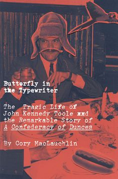 """Butterfly in the Typewriter"" by Cory McLauchlin is one of the 50 books honored for its cover in the 2012 50 Books 50 Covers contest by Design Observer."