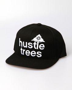 LRG Clothing Co. hustle Trees Snapback Cap