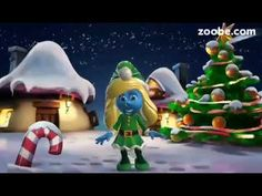 Smurfette wishes you all a Merry Christmas! Merry Christmas, Christmas Wishes, Kids Christmas, Xmas, Christmas Ornaments, Smurfette, Animals And Pets, Minions, Smurfs
