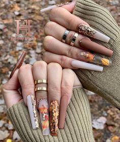 Polygel Nails, Swag Nails, Fall Nails, Matte Nails, Coffin Nails, Manicure, Pink Acrylic Nails, Acrylic Nail Designs, Rhinestone Nails