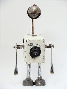 Mr. De Frost by Tinkerbots, via Flickr