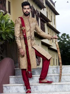 Wedding Sherwani                                                                                                                                                                                 More
