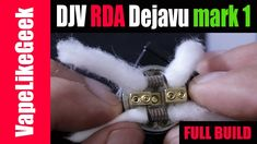 DJV RDA Dejavu mark #1 απόψεις και ΠΛΗΡΕΣ ΣΤΗΣΙΜΟ με λεπτομέρειες DJV RDA Dejavu mark 1 απόψεις και ΠΛΗΡΕΣ ΣΤΗΣΙΜΟ με λεπτομέρειες . Περισσοτερες πληροφοριες για το προϊόν εδω  https://ift.tt/2eIJXEn adrian lo dejavu  DEJAVU RDA is an innovative rebuildable drip atomizer from Malaysia after the original DEJAVU RDTA. It comes with an unique build deck for dual coils building adjustable side airflow and opened 4-tube bottom airflow for smooth airflow. And the deep juice well offers more space…