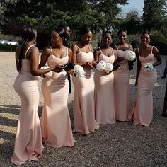 2019 New African Bridesmaid Dresses Mermaid Satin Long Wedding Guest Dress Women Party Gown Robe Demoiselle D'honneur Fille African Bridesmaid Dresses, Mermaid Bridesmaid Dresses, Beautiful Bridesmaid Dresses, Mermaid Dresses, Prom Dress, African Party Dresses, Black Bridesmaids, Dresses Dresses, Dresses Online