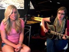 One of my favorite songs right now!    I Want Crazy (Hunter Hayes Cover) [Studio Jam Session] - SaraBeth