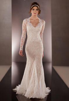 Essense of Australia Martina Liana Wedding Dresses Fall 2015 | TheKnot.com