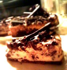 Heavenly Hash Cheesecake