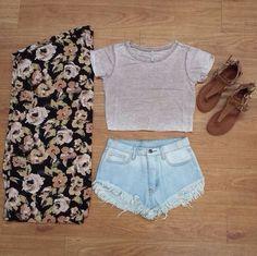 Everyday New Fashion: Summer Teen Fashion