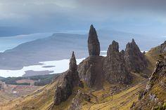 The Storr, Isle of Skye, Scotland