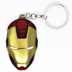 Iron Man is a fictional superhero appearing in American comic books published by Marvel Comics. Suit Of Armor, Man Stuff, Alter Ego, Tony Stark, Super Powers, Engineer, Key Rings, Gifts For Him, Inventions