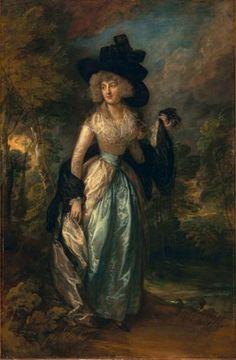 Juliana (Howard), Baroness Petrie, 1788 (Thomas Gainsborough) (1727-1788) The Huntington, San Marino, CA