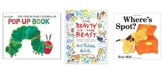 Top 100 books for toddlers